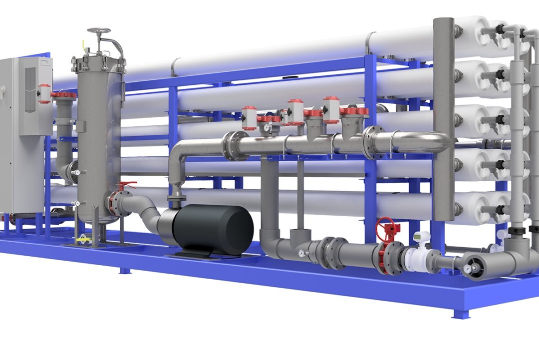 Choosing the Right Commercial Water Treatment Solution